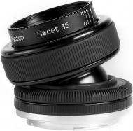 Объектив Lensbaby Composer Pro w/ Sweet 35 for Sony Alpha (LBCP35S)