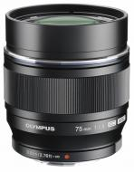 �������� Olympus ET-M7518 75mm 1:1.8 Black (V311040BE000)