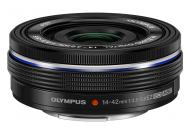 Объектив Olympus EZ-M1442-EZ 14-42mm pancake Black (V314070BE000)