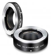 Набор удлинительных колец Kenko DG EXTENSION TUBE 10/16mm for Micro Four Thirds (080430)