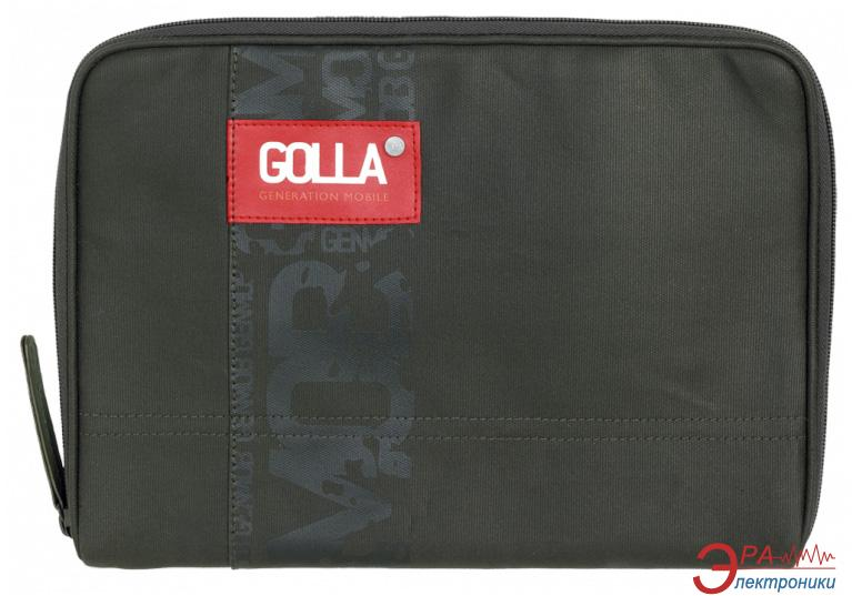 Чехол-подставка Golla SLEEVE SLIM G1305 LISBON - army green (G1305)