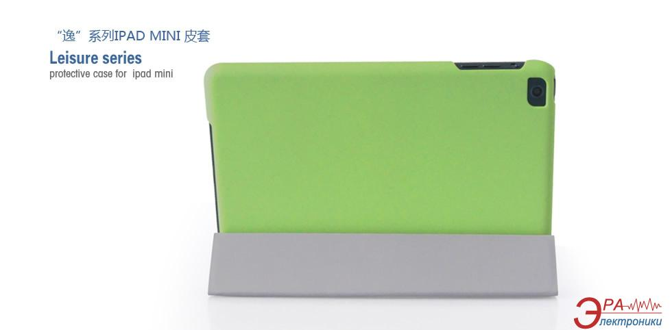 Чехол-подставка HOCO iPad mini Leisure Series case Green (HA-L015GR)