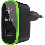 Зарядное устройство Belkin USB Home Charger (220V USB 2.1Amp) Black (F8J052cwBLK)