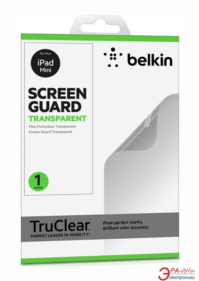 Защитная пленка Belkin iPad mini Screen Overlay CLEAR (F7N011cw)