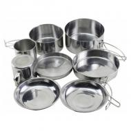 Набор посуды Highlander Peak Weekender Cookware Kit (925854)