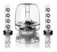 Акустическая система Harman Kardon SoundSticks III (SOUNDSTICKS3MIIEUP) White
