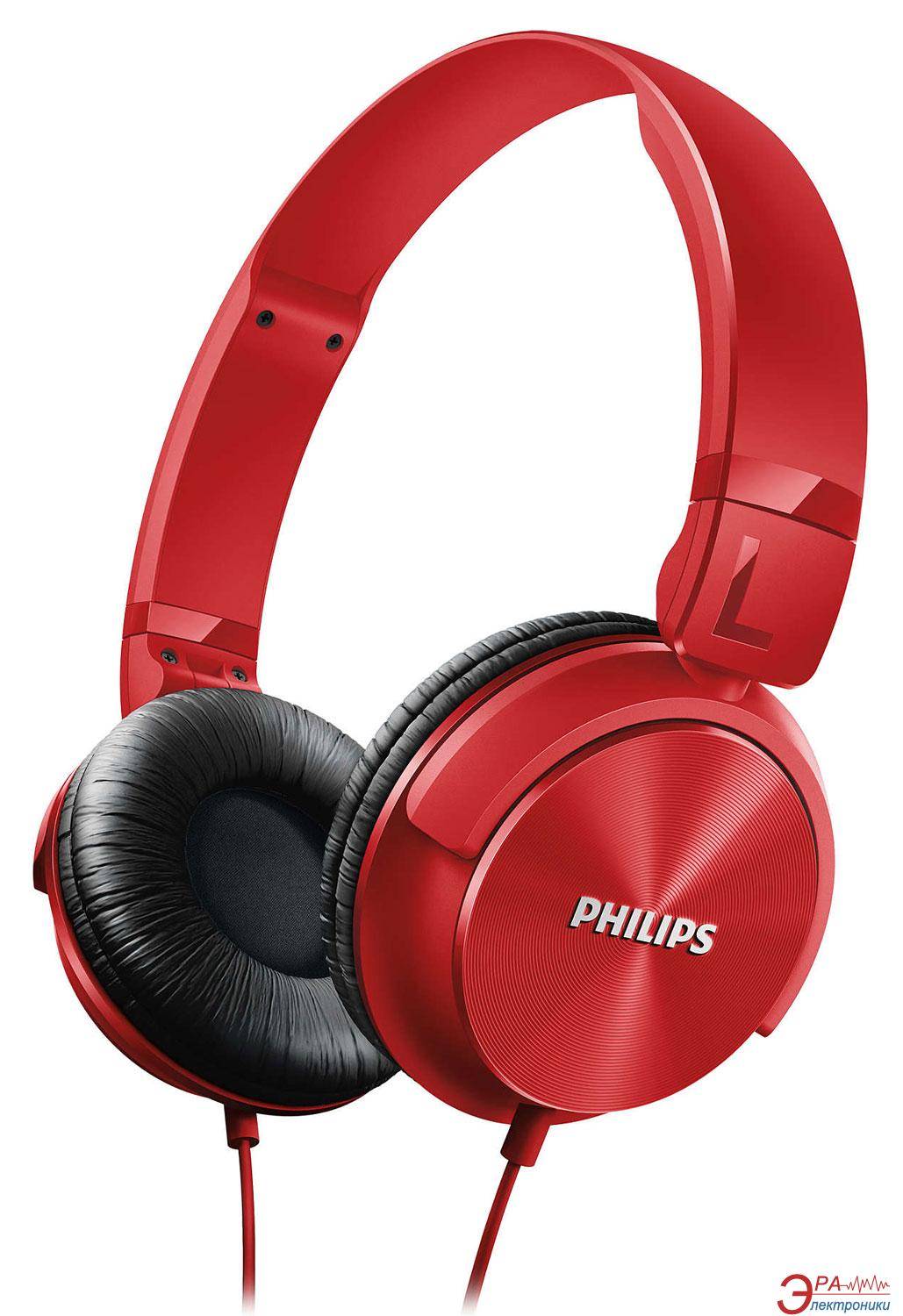 Наушники Philips SHL3060RD/00 Red