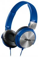 Наушники Philips SHL3160 Blue (SHL3160BL/00)