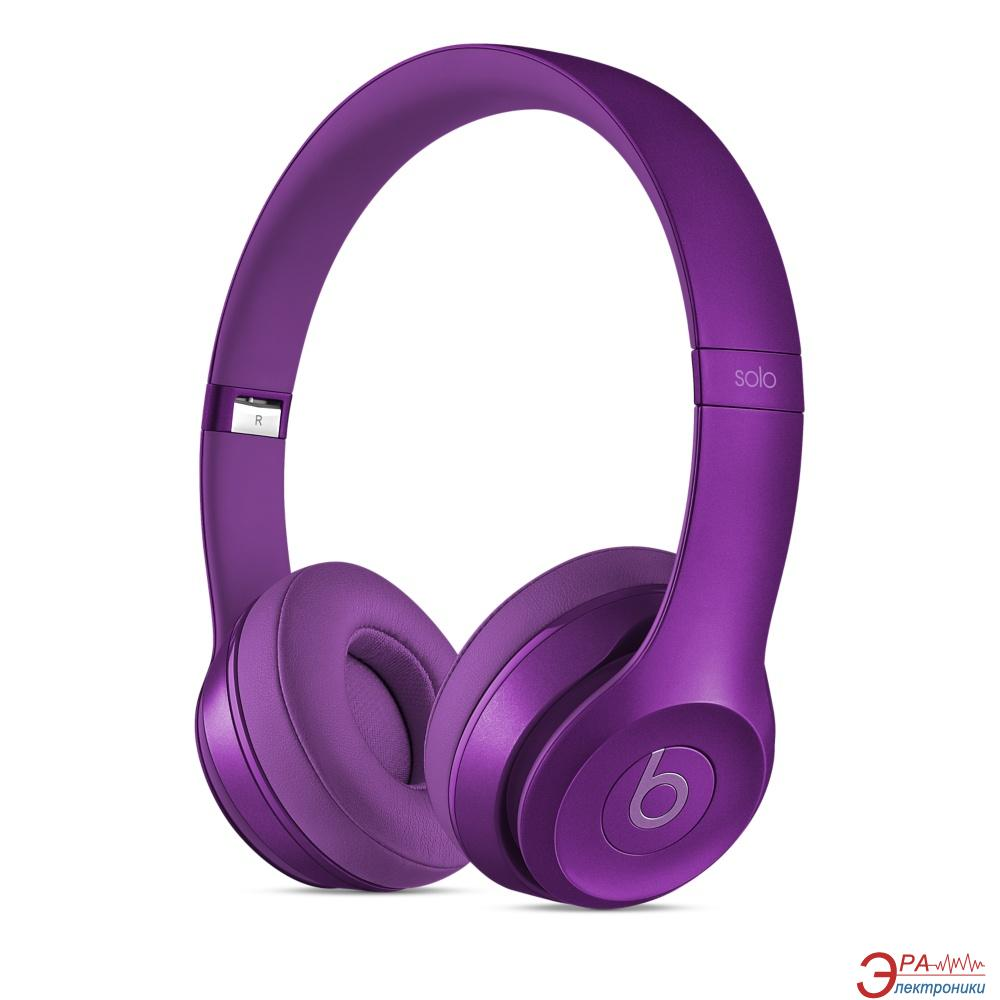 Гарнитура Beats Solo2 On-Ear Headphones Royal Collection Imperial Violet (MJXV2ZM/A)