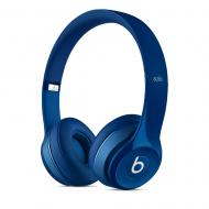 Гарнитура Beats Solo2 On-Ear Headphones Blue (MHBJ2ZM/A)