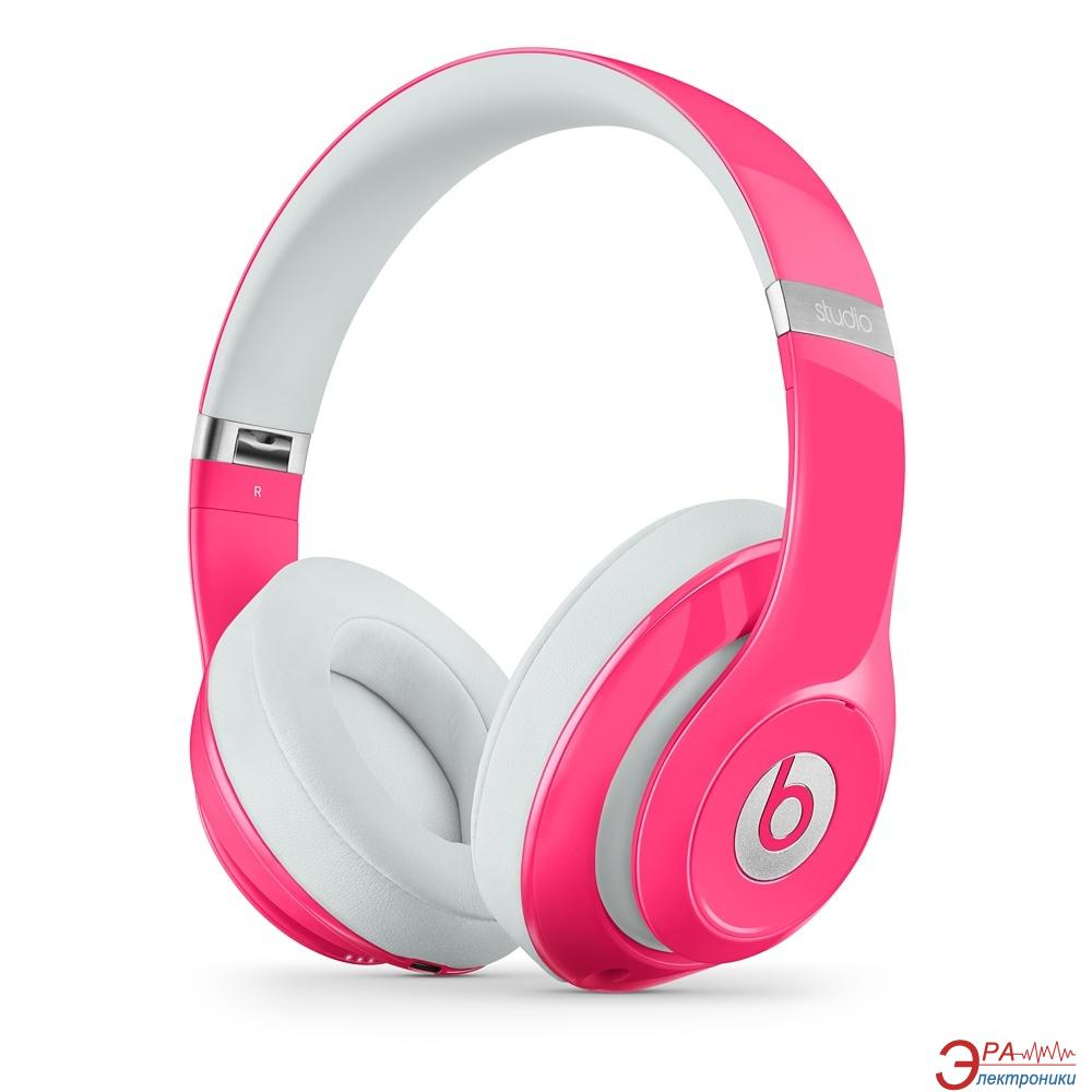 Гарнитура Beats Studio 2 Over-Ear Headphones Metallic Pink (MHB12ZM/A)