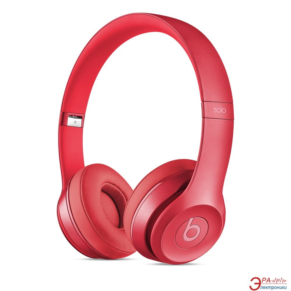 Гарнитура Beats Solo2 On-Ear Headphones Royal Collection Blush Rose (MHNV2ZM/A)