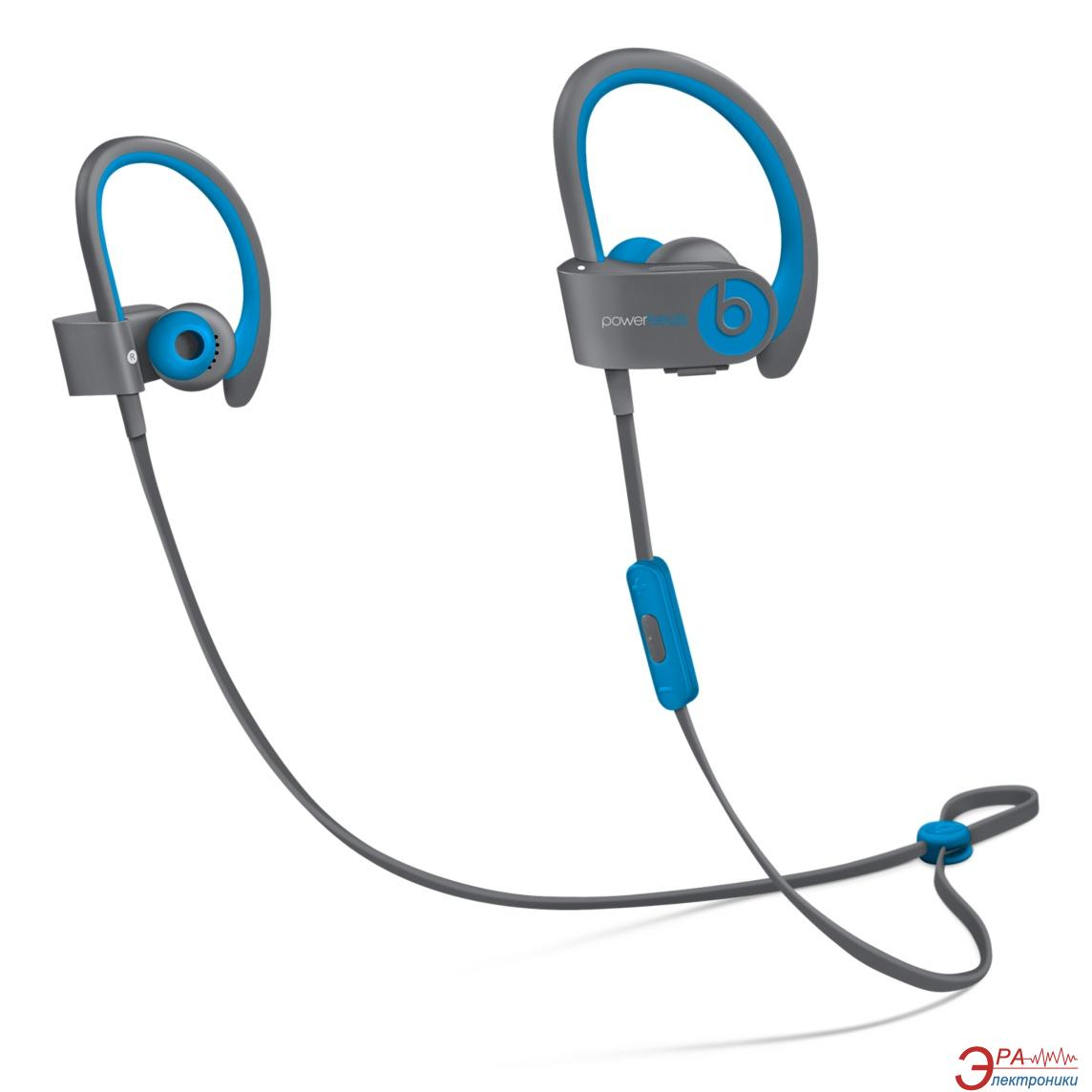 Гарнитура Beats Powerbeats 2 Wireless (Active Collection - Flash Blue) (MKQ02ZM/A)