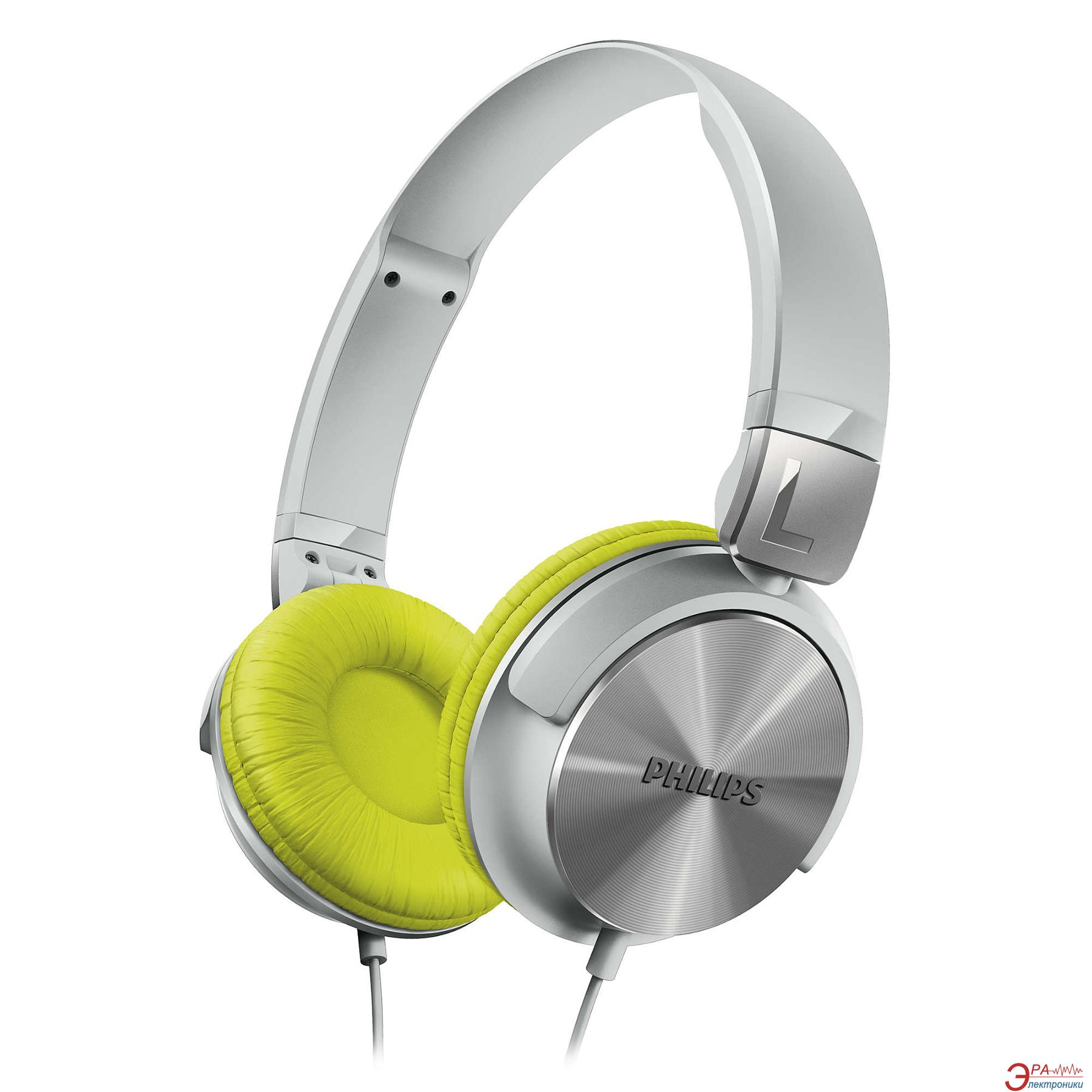 Гарнитура Philips SHL3160YL/00 Yellow (SHL3160YL/00)