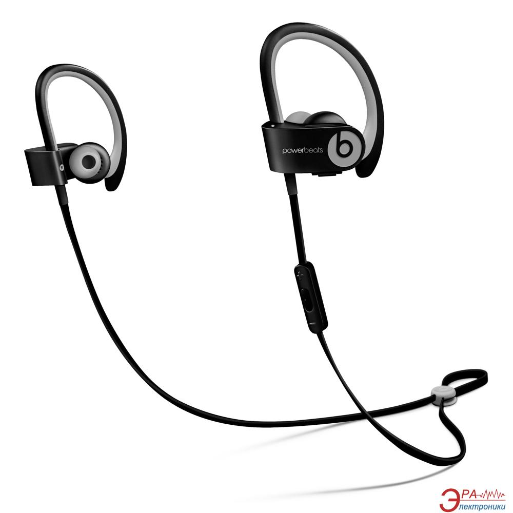 Гарнитура Beats Powerbeats 2 Wireless (Sport - Black) (MKPP2ZM/A)