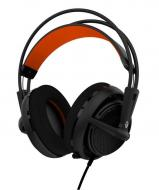 Гарнитура SteelSeries Siberia 200 Black (51133)