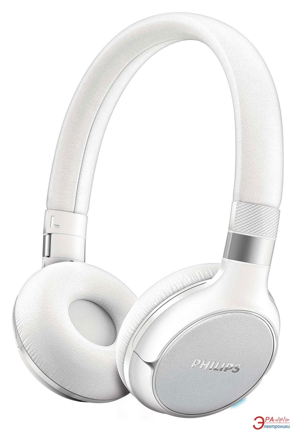 Гарнитура Philips SHB9250WT/00 White