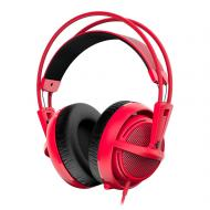 ��������� SteelSeries Siberia 200 Forget Red (51135)