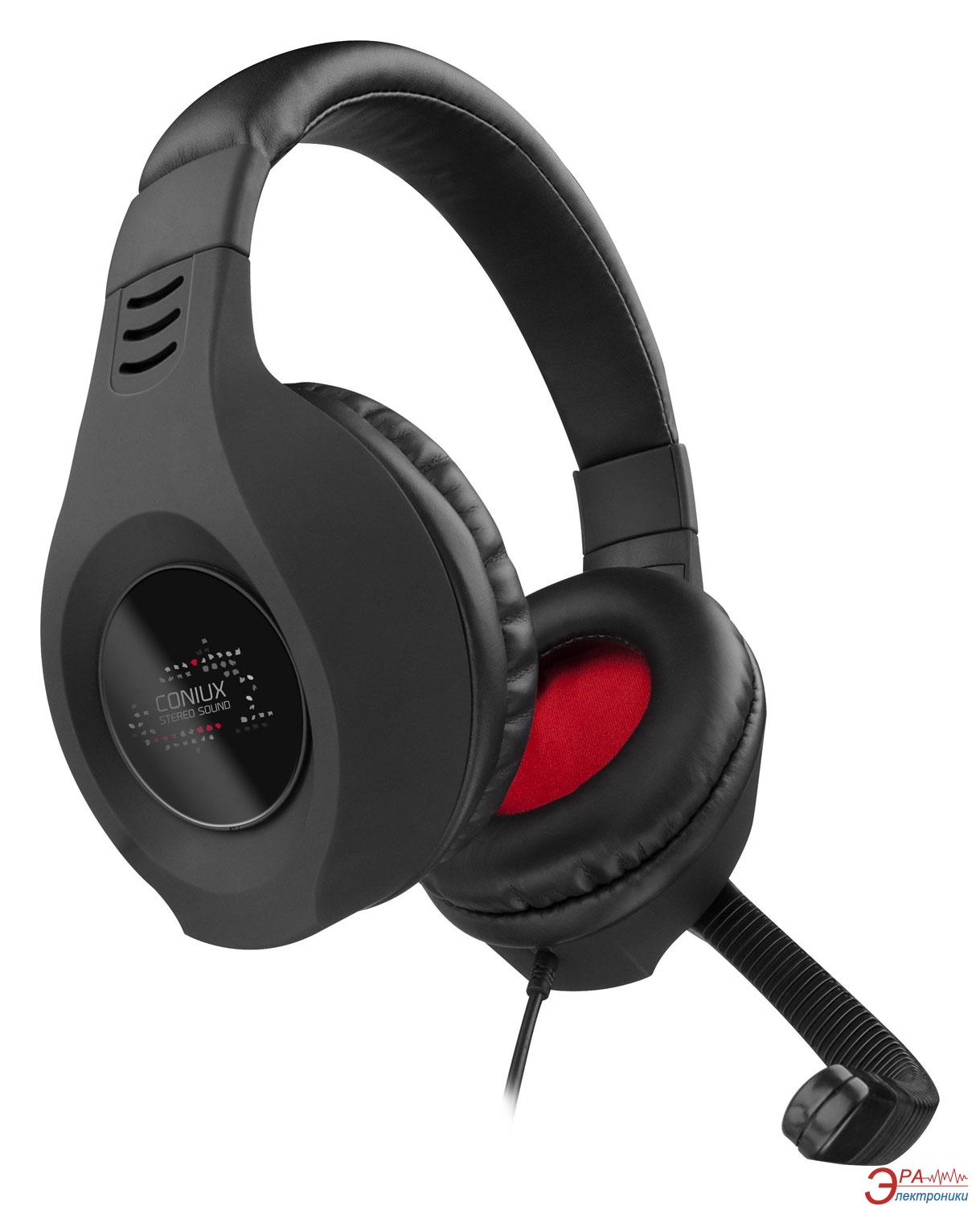 Гарнитура Speed Link Coniux Stereo Headset PS4 Black (SL-4533-BK)
