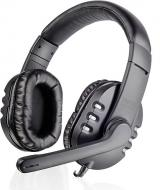 Гарнитура Speed Link Triton Stereo Headset Black/Silver (SL-8746-SV)
