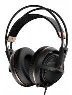 Гарнитура SteelSeries Siberia 200 Alchemy Gold (51134)