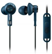 Гарнитура Philips ActionFit SHQ2405BL/00 Blue