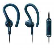 Гарнитура Philips ActionFit SHQ1405BL/00 Blue