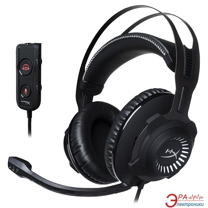 Гарнитура Kingston HyperX Cloud Revolver S Gaming Headset Dolby Surround 7.1 (HX-HSCRS-GM/EE)