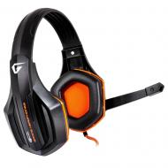 Гарнитура Gemix W-330 Pro Gaming Black/Orange