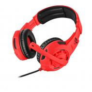 Гарнитура Trust GXT 310-SR Spectra Gaming Headset Red (22399)