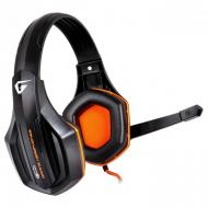 Гарнитура Gemix W-330 Gaming Black/Orange (04300087)