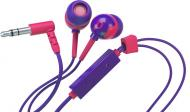 Гарнитура Pixus ear one violet