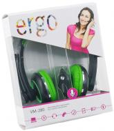 ��������� Ergo VM-280 Green (SM-HD280M.V)