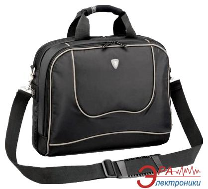 Сумка для ноутбука Sumdex Impulse Tech-Town Compact Brief Black (PON-432BK)
