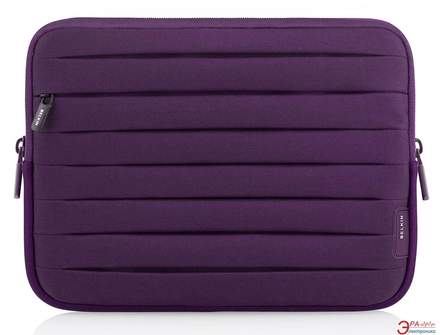 Чехол для ноутбука Belkin Pleated Sleeve for MacBook Violet (F8N372cw128)