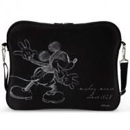 Чехол для ноутбука Cirkuit planet Laptop Bag Disney Mickey Mouse black (DSY-LB3014)
