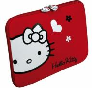 ����� ��� �������� PORT HELLO KITTY Skin Red Flowers (HKNE11RE)