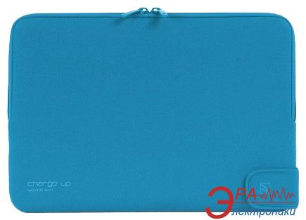 Чехол для ноутбука Tucano MB Charge-up Folder Neoprene+Polyester (Blue) (BFCUPMB13-B)