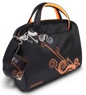 Сумка для ноутбука Canyon Lady Handbag Black/Orange (CNR-NB22O1)