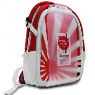 Рюкзак для ноутбука Canyon White/Red with Red Rising Sun (CNL-NB07J)
