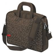 ����� ��� �������� Trust Oslo Notebook Carry Bag - Brown (17040)