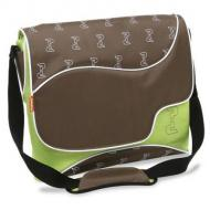 ����� ��� �������� PORT Limited Edition Faro messenger, green+brown (150011)