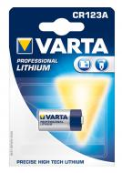 Батарейка VARTA PHOTO CR 123A BLI 1 LITHIUM (06205301401)