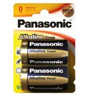 ��������� Panasonic ALKALINE POWER D BLI 2 (LR20REB/2BP)