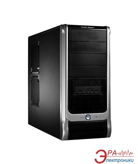 Корпус CoolerMaster Elite 330U Black/Silver (RC-330U-KKP500) 500W