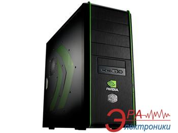 Корпус CoolerMaster Elite 334 nVidia Edition (NV-334-KWN1-GP) Без БП