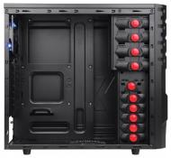 Корпус Thermaltake SPACECRAFT VF-I BLACK (VN60001W2N) Без БП