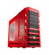 Корпус CoolerMaster HAF 922M Red (RC-922M-RWN2-GP) Без БП