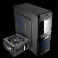 Корпус AeroCool PGS V3X Advance Evil Blue + VP-550 (4713105954050) 550W
