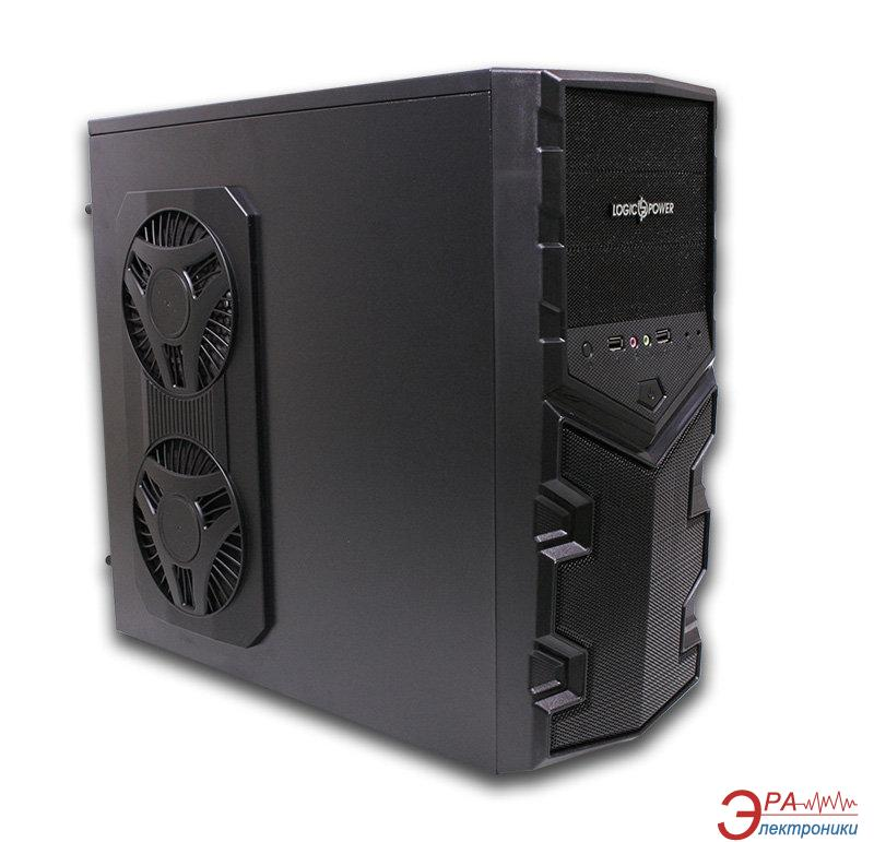 Корпус Logicpower 8708 Black 550W